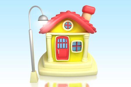 Dream House Stock Photo - 12997919