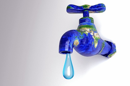 Water Conservation Stock Photo - 12999949