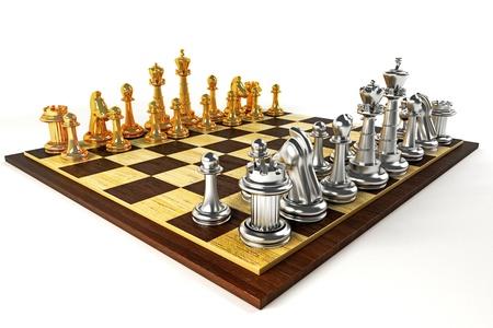 chess move: Chess Board