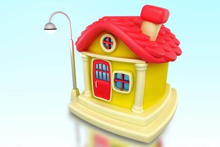 Dream House Stock Photo - 13246377