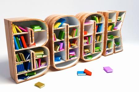 Book Shelve Stock Photo - 13246406