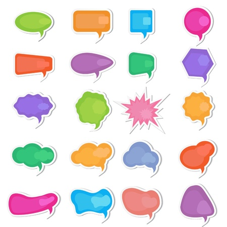 Chat Bubble Vector