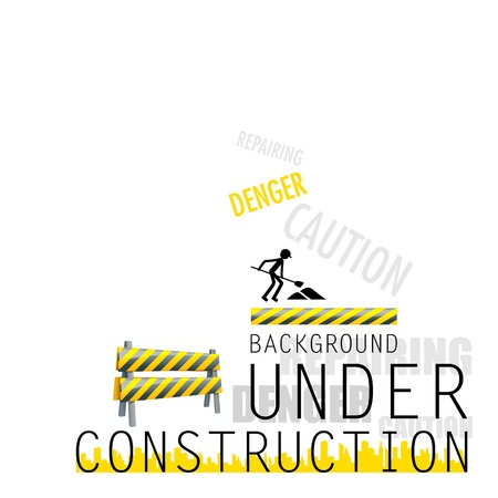 Vector UnderConstruction Stock Vector - 13246300