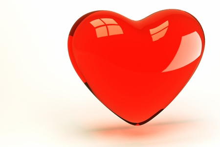 3d Heart Stock Photo - 13533431
