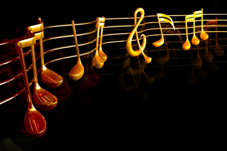 Music Background photo