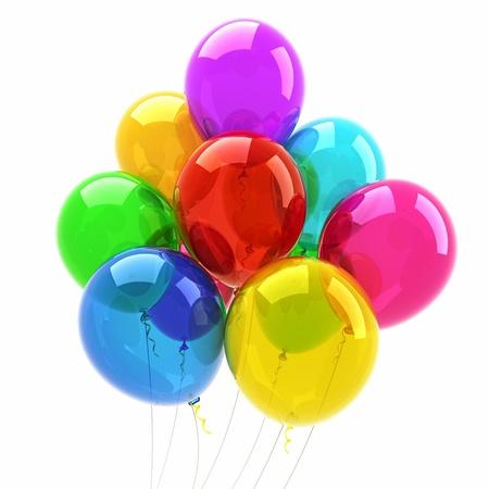 Colorful Balloon photo