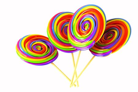 Colorful Candy Lolly Stock Photo - 13874337