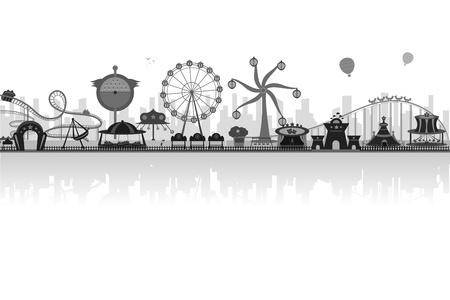 테마: Amusment 공원