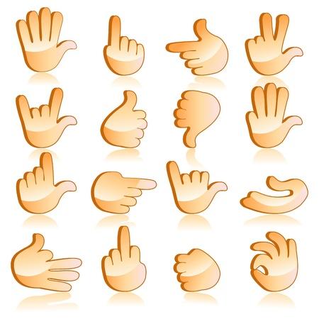 ok sign: Hand Gesturing