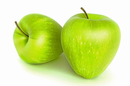 Fresh Green Apple photo