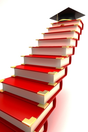 Knowledge Path Stock Photo - 14315414