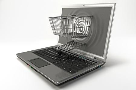 Online Shopping photo