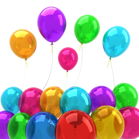 lightweight: Colorful Balloon