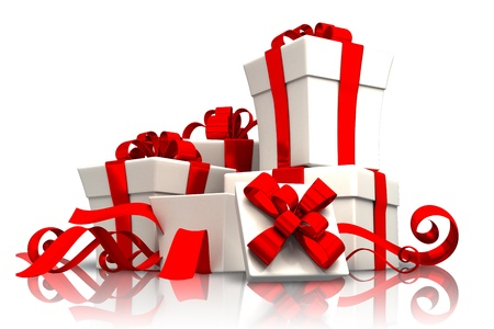Gift Box Stock Photo - 14315366