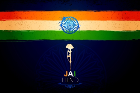 tricolor: Independence Day of India
