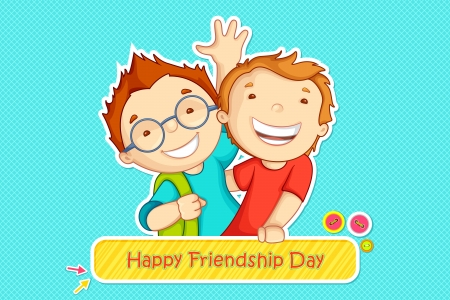 friendship day: Friendship Day greeting