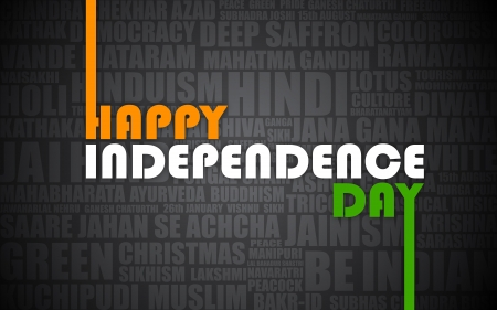 constitution day: Independence Day of India