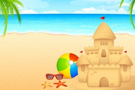 sandcastle: Sand Castle