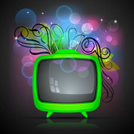 Television Stock Vector - 14814156