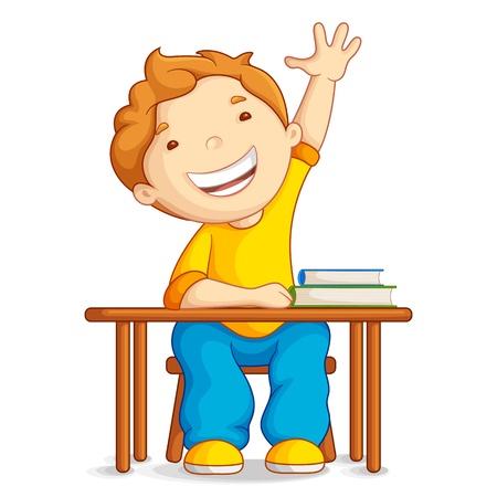 student boy: Scuola Boy