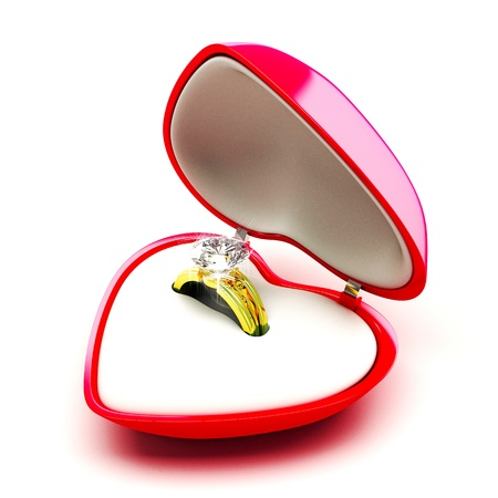 jewelry boxes: Diamond Ring