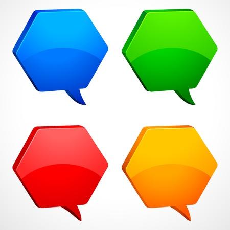 Chat Bubble Vector
