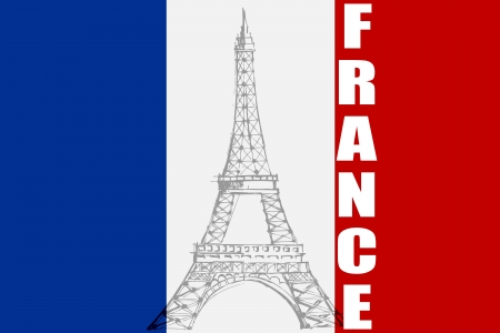Eiffel Tower Vector