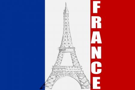 Eiffel Tower Stock Vector - 14892415