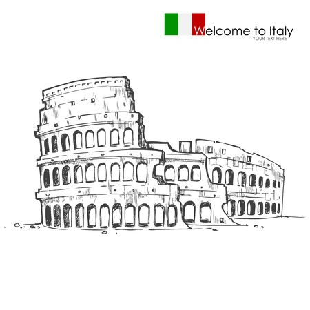 roma antigua: Coliseo romano