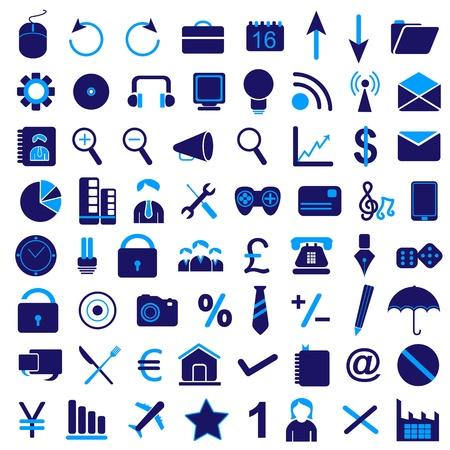 Computer Technology Icon Vector