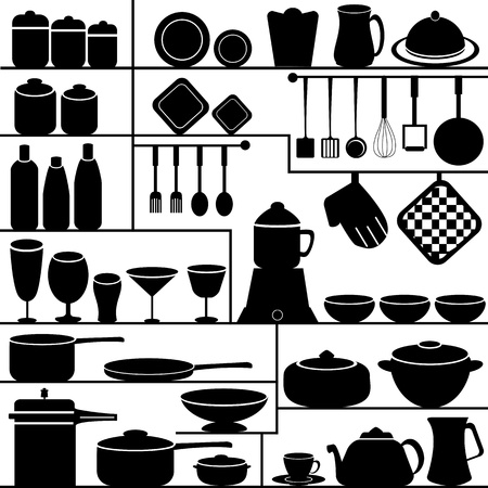 Kitchen Collection Vector