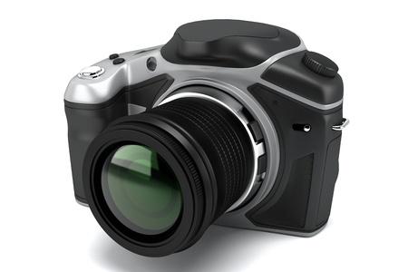 SLR Camera Stock Photo - 14985546