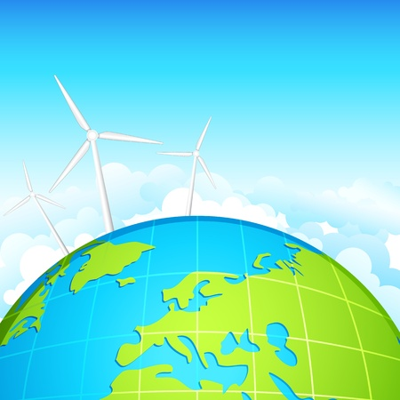 windpower: Ecofriendly Energy