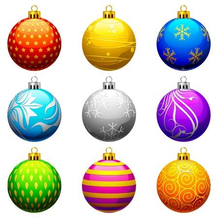 Christmas Bauble Stock Vector - 14985534