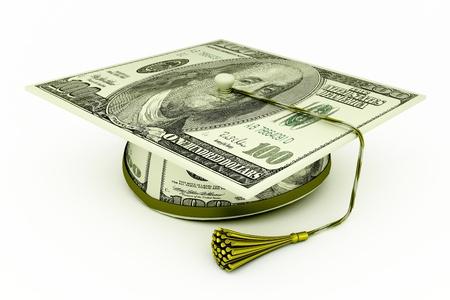 gorros de graduacion: Educaci�n costosa