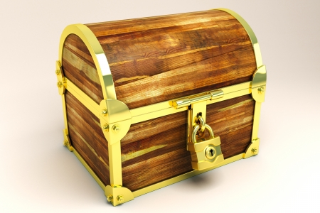 Treasure Chest Stock Photo - 14985510