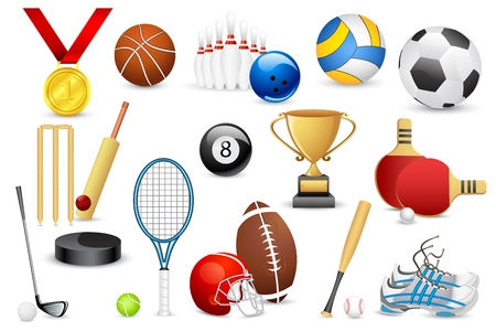 Sports Icon Stock Vector - 15110470