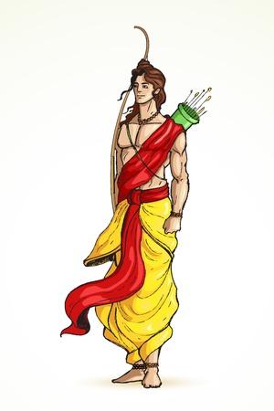 rama: Lord Laxman brother of Rama