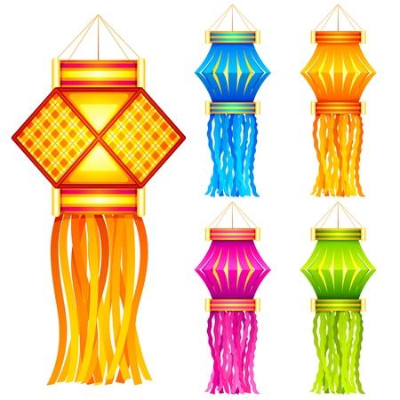 lantern: Diwali Hanging Lantern