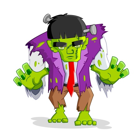 Frankenstein Stock Vector - 15470285