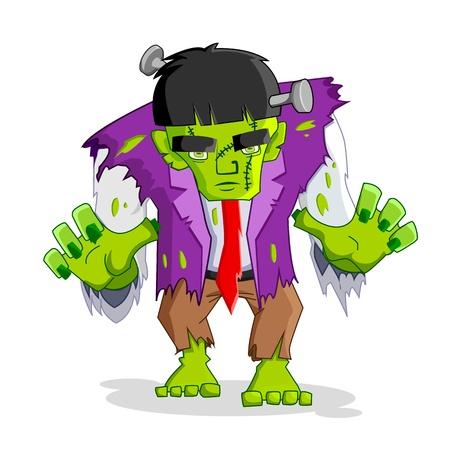 Frankenstein Stock Vector - 15470285