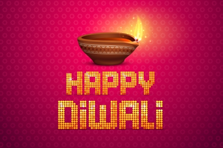 auspicious occasions: Holy Diya for Festival