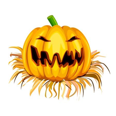 Halloween Pumpkin Stock Vector - 15470284
