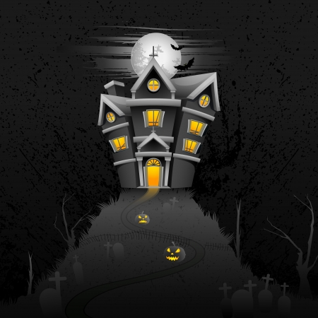 holiday house: Haunted House