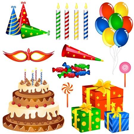 birthday present: Birthday Items