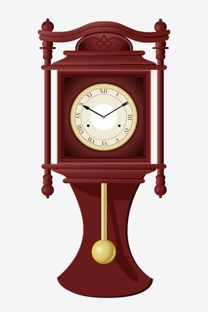 reloj de pendulo: Reloj mural
