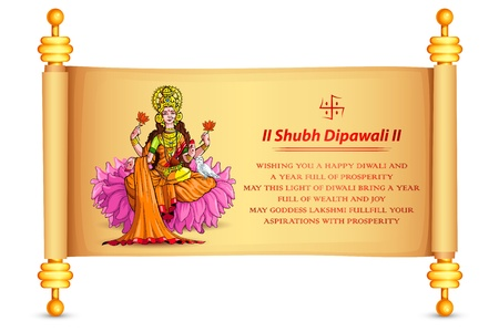 shakti: Godess Lakshmi