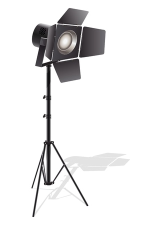 photo equipment: Studio Light