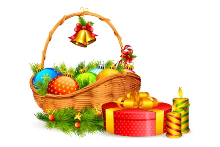 gift basket: Christmas Gift
