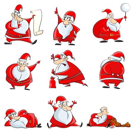wishlist: Funny Santa Claus